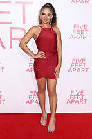 """LOS ANGELES - MAR 7:  Trina LaFargue at the """"Five Feet Apart"""" Premiere at the Bruin Theater on March 7, 2019 in Westwood, CA"""