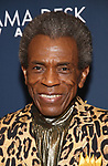 Andre de Shields during the 2019 Drama Desk Awards at Steinway Hall on June 2, 2019  in New York City.
