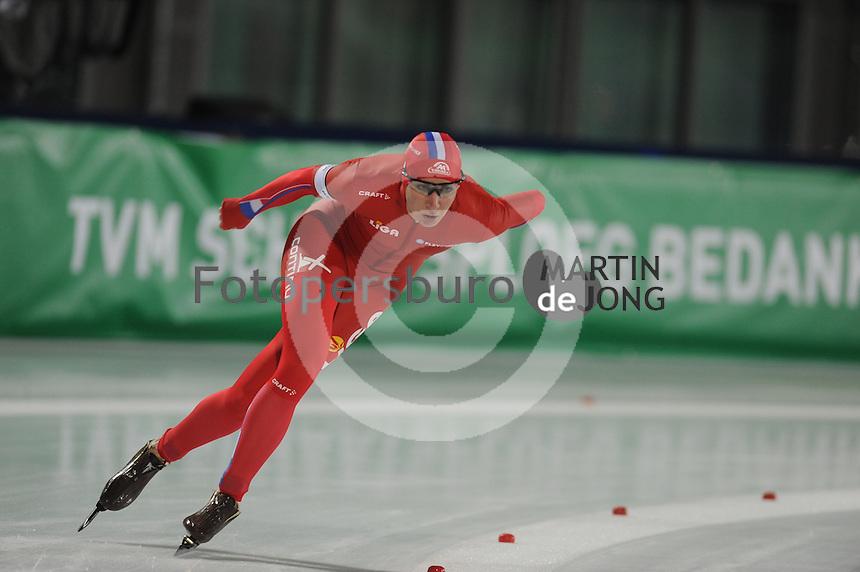 SCHAATSEN: AMSTERDAM: Olympisch Stadion, 01-03-2014, KPN NK Sprint/Allround, Coolste Baan van Nederland, Margot Boer, ©foto Martin de Jong