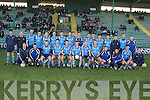 FOOTBALL: The I.T. Tralee's team who competed in the McGrath Cup at Austin Stack Park, Tralee on Sunday.