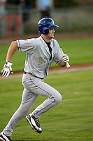 Ben Paulsen of the Tri-City Dust Devils in the Northwest League championship game against the Salem-Keizer Volcanoes at Volcanoes Stadium - 9/10/2009..Photo by:  Bill Mitchell/Four Seam Images..