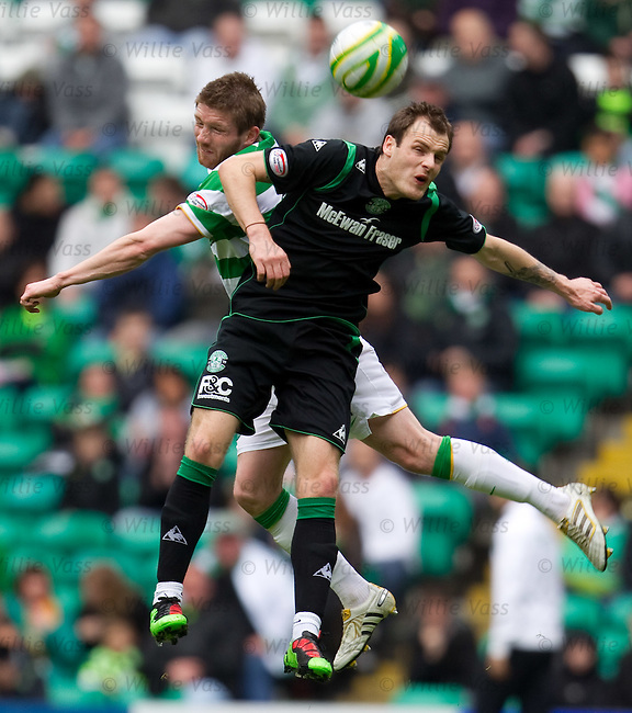 Anthony Stokes and Mark Wilson