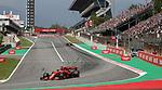 12.05.2019, Circuit de Catalunya, Barcelona, FORMULA 1 EMIRATES GRAN PREMIO DE ESPAÑA 2019<br /> , im Bild<br />Sebastian Vettel (GER#5), Scuderia Ferrari Mission Winnow<br /> <br /> Foto © nordphoto / Bratic