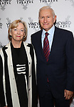 Rande Greiner and Ken Greiner attends the Vineyard Theatre Gala 2018 honoring Michael Mayer at the Edison Ballroom on May 14, 2018 in New York City.