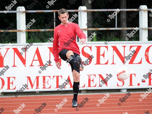 2011-07-31 / Voetbal / seizoen 2011-2012 / 's Gravenwezel / Jan Somers..Foto: mpics