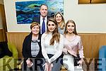 Attending the Lee Strand Garda Youth Achievement Awards at Ballyroe Heights Hotel on Friday were Heather Jones, Howard Jones, Alison Jones, Anne Jones, Anne-Marie Jones