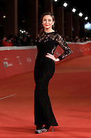 La principessa Isabella Orsini posa sul red carpet del Festival Internazionale del Film di Roma, 22 ottobre 2015.<br /> Italian princess Isabella Orsini poses on the red carpet of the international Rome Film Festival at Rome's Auditorium, 22 October 2015 .<br /> UPDATE IMAGES PRESS/Isabella Bonotto