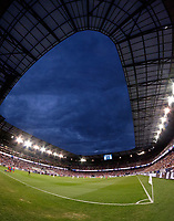 Harrison, NJ - Friday Sept. 01, 2017: Red Bull Arena during a 2017 FIFA World Cup Qualifier between the United States (USA) and Costa Rica (CRC) at Red Bull Arena.