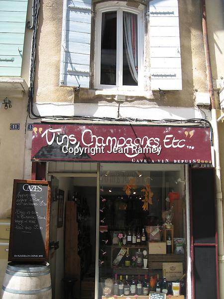 Vins, Champagnes, Etc.