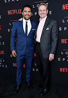09 April 2018 - Hollywood, California - Ignacio Serricchio, Mark Goddard. NETFLIX's &quot;Lost in Space&quot; Season 1 Premiere Event held at Arclight Hollywood Cinerama Dome. <br /> CAP/ADM/BT<br /> &copy;BT/ADM/Capital Pictures
