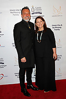 BURBANK - APR 27: Erwin McManus, Kim McManus at the Faith, Hope and Charity Gala hosted by Catholic Charities of Los Angeles at De Luxe Banquet Hall on April 27, 2019 in Burbank, CA