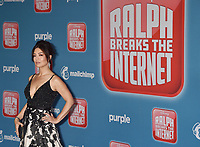 HOLLYWOOD, CA - NOVEMBER 05: Ming-Na Wen attends the Premiere Of Disney's 'Ralph Breaks The Internet' at the El Capitan Theatre on November 5, 2018 in Los Angeles, California.<br /> CAP/ROT/TM<br /> &copy;TM/ROT/Capital Pictures