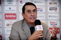 Alexandre Guimaraes,nuevo director técnico del América de Cali 17-06-2019