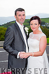 Mary Lenihan, Rusheen, Castlemaine, daughter of Conor and Mary Lenihan, and John Gore, Mallow, son of Dan and Bridget Gore were married at St. Gertrudes Church Firies by Fr. Tadhg O Dochartaigh on Thursday 15th October 2015 with a reception at Ballyroe Heights Hotel