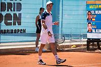 Kazakhstani Mijaíl Kukushkin during Mutua Madrid Open Tennis 2017 at Caja Magica in Madrid, May 06, 2017. Spain.<br /> (ALTERPHOTOS/BorjaB.Hojas) /NORTEPHOTO.COM
