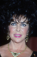 Elizabeth Taylor Undated<br /> Photo By John Barrett/PHOTOlink