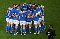 Italy Team <br /> Roma 9-02-2019 Stadio Olimpico<br /> Rugby Six Nations tournament 2019  <br /> Italy - Wales <br /> Foto Andrea Staccioli / Resini / Insidefoto