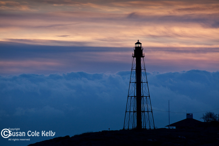 Marblehead Light in Chandler Hovey Park, Marblehead, MA, USA