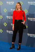 "Kimberly attends to the premiere of the new series of chanel Calle 13, ""Shades of Blue"" at Callao Cinemas in Madrid. April 05, 2016. (ALTERPHOTOS/Borja B.Hojas) /NortePhoto.com"