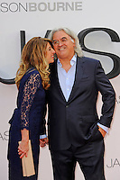 LONDON, ENGLAND - JULY 11: Joanna Kaye and Paul Greengrass attending the 'Jason Bourne' European Premiere at Odeon Cinema, Leicester Square on July 11, 2016 in London, England.<br /> CAP/MAR<br /> &copy;MAR/Capital Pictures /MediaPunch ***NORTH AND SOUTH AMERICAS ONLY***