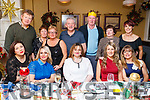 Staff from An Riocht, Castleisland, enjoying their Christmas party the Brogue Inn on Saturday night last were front l-r: Desi Georgieva, Renata Havelkova, Cliona Broderick, Hazel Byrne and Eileen O'Connor. Back l-r: William Dennehy, Joan Reidy, Bernadette Fitzgerald, James O'Leary, Brendan Conroy, Catherine O'Connell and Tara Walmsley.
