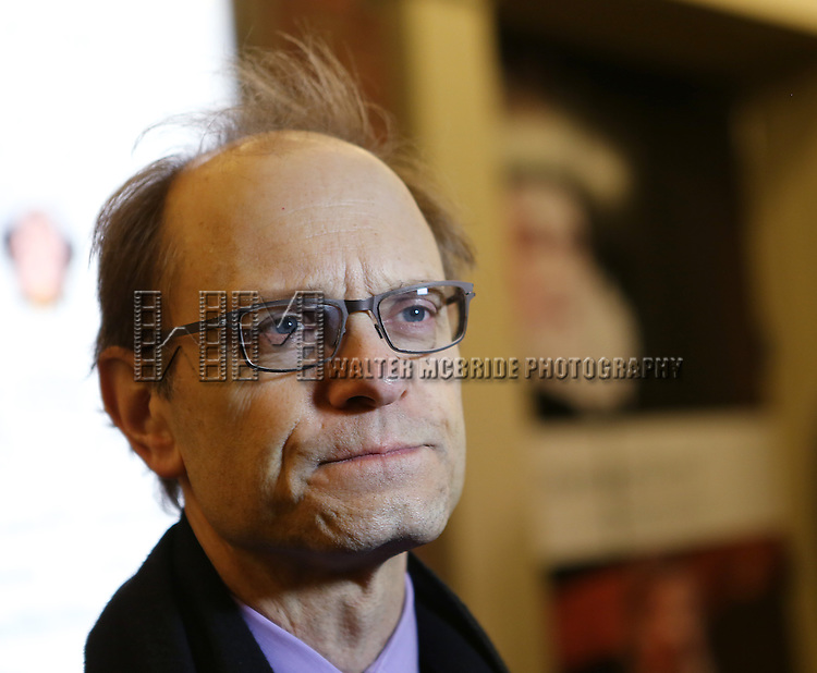 David Hyde Pierce attends the Broadway Opening Night Performance of 'Twelfth Night' at the Belasco Theatre on November 10, 2013 in New York City.