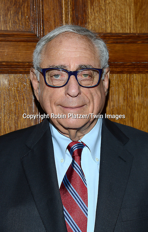 Fred Silverman attends the Library of American Broadcasting Annual Giants of Broadcasting Luncheon on October 16, 2014 at Gotham Hall in New York City. <br /> <br /> photo by Robin Platzer/Twin Images<br />  <br /> phone number 212-935-0770