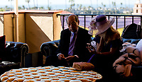 DEL MAR, CA - NOVEMBER 04: Scenes from Day 2 of the 2017 Breeders' Cup World Championships at Del Mar Racing Club on November 4, 2017 in Del Mar, California. (Photo by Kyle Grantham/Eclipse Sportswire/Breeders Cup)