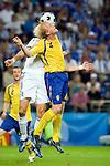 Petter Hansson at Euro 2008 Greece-Sweden 06102008, Salzburg, Austria