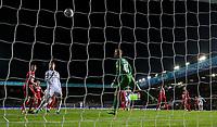 Leeds United's Mateusz Klich scores his side's fourth goal<br /> <br /> Photographer Alex Dodd/CameraSport<br /> <br /> The EFL Sky Bet Championship - Leeds United v Middlesbrough - Saturday 30th November 2019 - Elland Road - Leeds<br /> <br /> World Copyright © 2019 CameraSport. All rights reserved. 43 Linden Ave. Countesthorpe. Leicester. England. LE8 5PG - Tel: +44 (0) 116 277 4147 - admin@camerasport.com - www.camerasport.com
