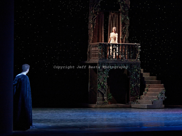 Texas Ballet Theater perform Romeo & Juliet at the Winspear Opera House on March 6, 2010.  Ben Stevenson O.B.E.