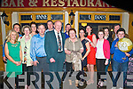 50th Wedding Anniversary : Ned & Noreen Healy, Listowel celebrating their 50th wedding anniversary with family  at McMunns Restaurant, Balllybunion on Saturday night last.