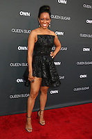 BURBANK, CA - AUGUST 29: Dawn-Lyen Gardner<br />