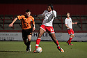 Chuks Aneke of Stevenage (on loan from Arsenal). Stevenage v Barnet - Herts Senior Cup - Lamex Stadium, Stevenage - 31st January 2012 . © Kevin Coleman 2012