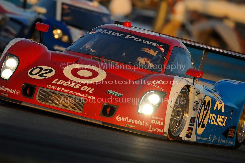 #02 Chip Ganassi Racing with Felix Sabates BMW/Riley of Scott Dixon
