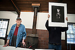 Photographers Rendezvous, King City, Calif.<br /> <br /> Al Weber shows photos of his three sons from infant until teenagers