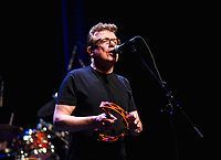 21 September 2018 - Hamilton, Ontario, Canada.  Charlie Reid of Scottish folk/rock duo The Proclaimers performs on stage during their Canadian Tour at the FirstOntario Concert Hall.   <br /> CAP/ADM/BPC<br /> ©BPC/ADM/Capital Pictures
