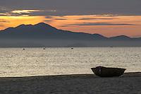 Cua Dai Beach near Hoi An, Vietnam