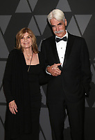 HOLLYWOOD, CA - NOVEMBER 11: Katherine Ross, Sam Elliott at the AMPAS 9th Annual Governors Awards at the Dolby Ballroom in Hollywood, California on November 11, 2017. <br /> CAP/MPI/DE<br /> &copy;DE/MPI/Capital Pictures