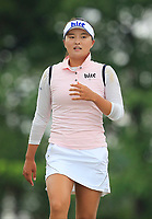 Jin Young Ko (KOR) in action on the 11th during Round 1 of the HSBC Womens Champions 2018 at Sentosa Golf Club on the Thursday 1st March 2018.<br /> Picture:  Thos Caffrey / www.golffile.ie<br /> <br /> All photo usage must carry mandatory copyright credit (&copy; Golffile | Thos Caffrey)