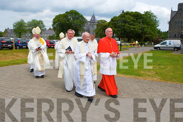 Cardinal Cathal Brady