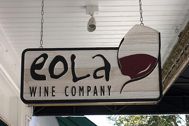 Eola Wine Company, Winter Park, Shopping, Orlando, Florida