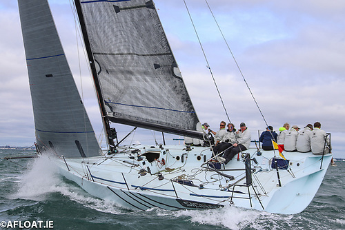 Jamie McWilliam's Ker Signal 8 will race at Wave Regatta in September