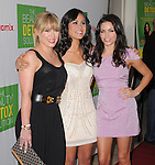 Hilary Duff,Kimberly Snyder and Jenna Dewan at The The Beauty Detox Solution by Kimberly Snyder held at The London in West Hollywood, California on April 13,2011                                                                               © 2010 Hollywood Press Agency