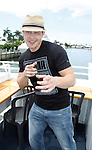 Christopher Sean - Days -  Actors from Y&R, General Hospital and Days donated their time to Southwest Florida 16th Annual SOAPFEST at the Cruisin' and Schmoozin' Marco Island Princess in Marco Island, Florida on May 24, 2015 - a celebrity weekend May 22 thru May 25, 2015 benefitting the Arts for Kids and children with special needs and ITC - Island Theatre Co.  (Photos by Sue Coflin/Max Photos)