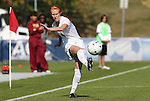 04 November 2009: Florida State's Tori Huster. The Florida State University Seminoles defeated the Duke University Blue Devils 2-0 at Koka Booth Stadium in WakeMed Soccer Park in Cary, North Carolina in an Atlantic Coast Conference Women's Soccer Tournament Quarterfinal game.