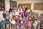 CHILDREN: Children from St Brigid's Community Centre, Hawley Park, Tralee put on a Christmas play for their parents on Friday at the centre.....