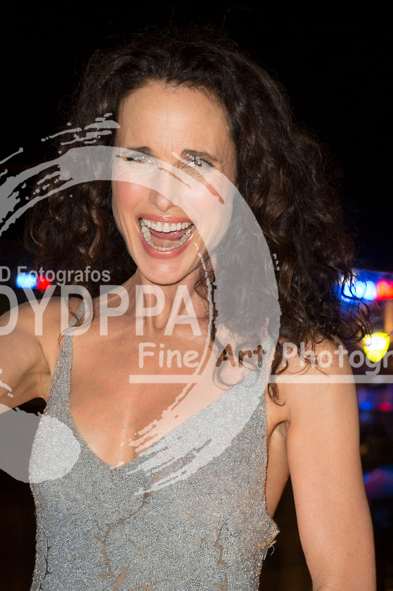 Andie MacDowell bei der Remus Lifestyle Night 2017 im Llaut Palace Hotel. Palma, 03.08.2017