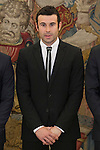 Toni Bou during Royal Audience with King Felipe VI of Spain at Zarzuela Palace in Madrid, Spain. November 20, 2014. (ALTERPHOTOS/Victor Blanco)