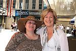 Broadway's Blithe Spirit starring Jayne Atkinson with Vikki on July 18, 2009 in Manhattan, NY